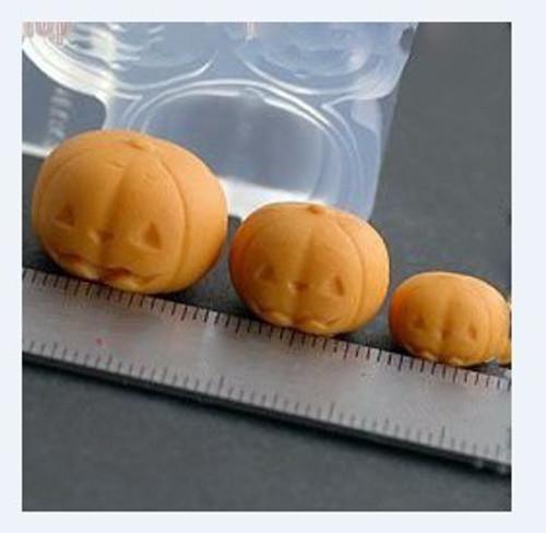 3D Pumpkin Silicone Mold