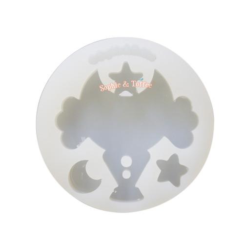 Holy Grail Moon Silicone Mold (Medium)