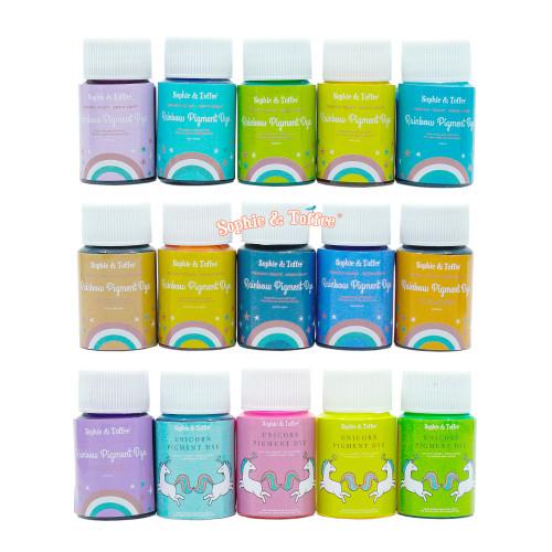 Soak & Paint Pigment Dye