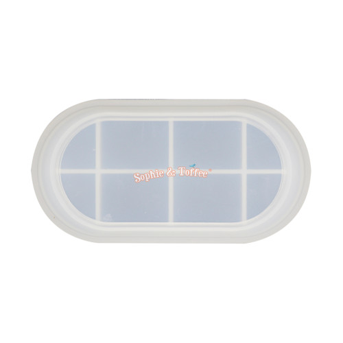Trinket Dish Tray Silicone Mold