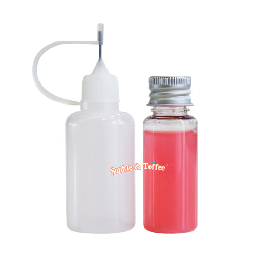Strawberry Shaker Oil with Bottle Syringe (20ml)