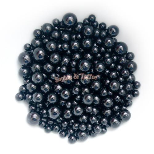 Boba Tea Black Beads (50grams)