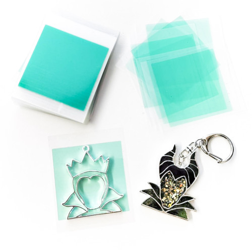 No Residue Backing Tape for Bezel Charms (30 pieces)