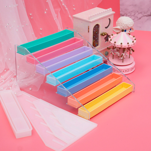 Storage Shelves Silicone Molds