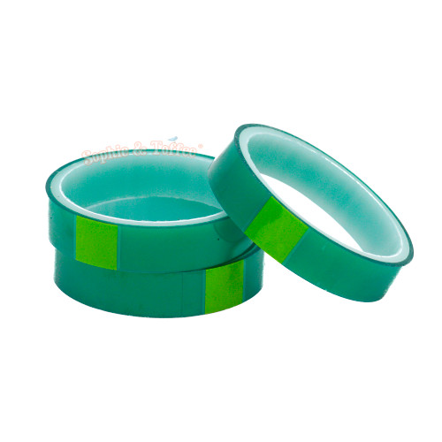 Non-Residue Clear Tape (10mm x 3 meters) (4 pieces)