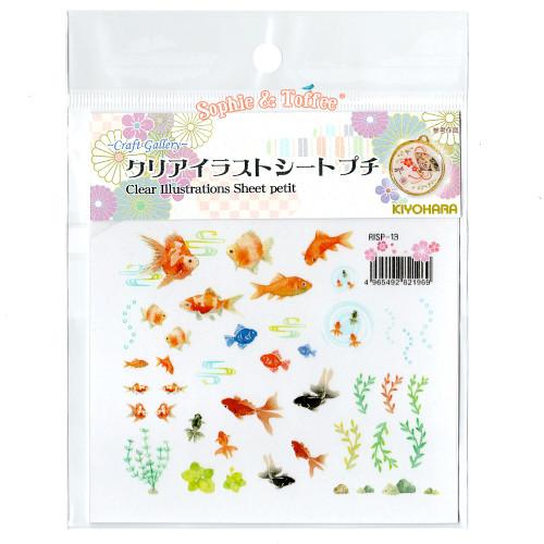 Goldfish Design Film (Made in Japan)
