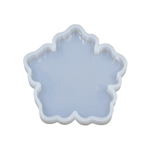Small Flower Coaster Silicone Mold