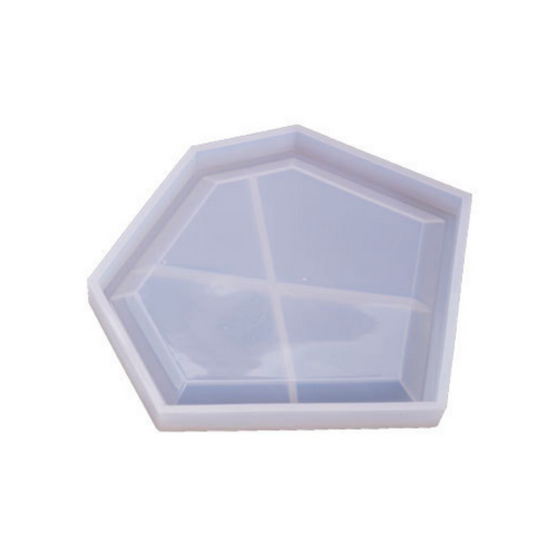 Irregular Shape Coaster Silicone Mold