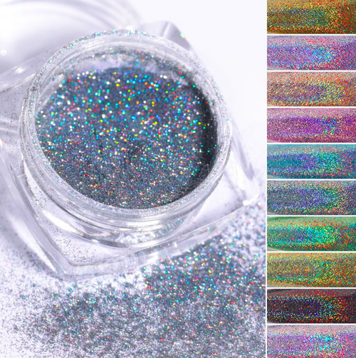 Holographic Pigment Powder (1  gram)