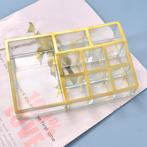 Cosmetic Holder Silicone Mold