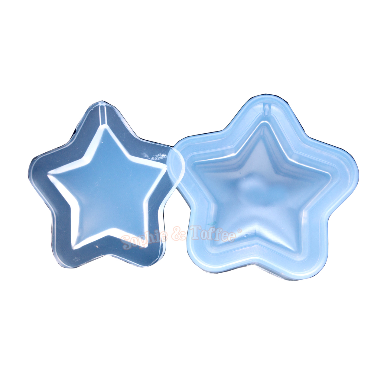 Star Shaker UV Resin Silicone Mold (High Quality)
