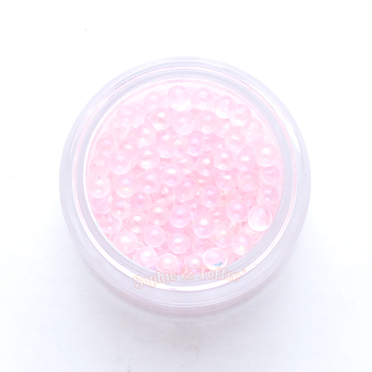 41f348ef911 Iridescent Water Bubbles Mermaid Beads   Water Bubble Beads in AB ...