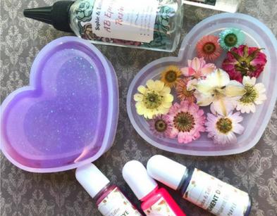 Heart Trinket Box Mold Tutorial (March's Sakura Elves Box)