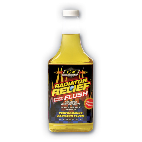Radiator Relief Coolant Additive Products | Design