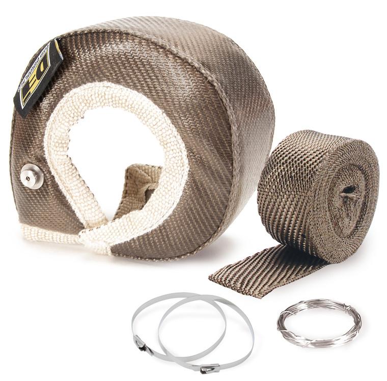 Titanium™ Turbo Shield/Blanket - GEN-3 T25/T28 Kit