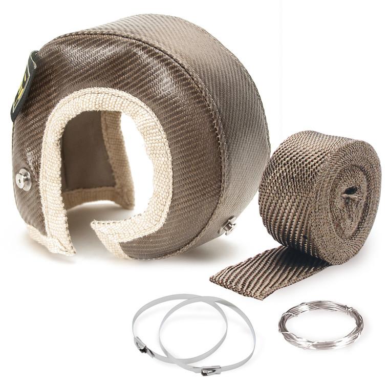 Titanium™ Turbo Shield/Blanket - GEN-3 T4 Kit