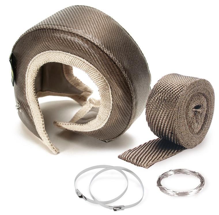 Titanium™ Turbo Shield/Blanket - GEN-3 T6 Kit