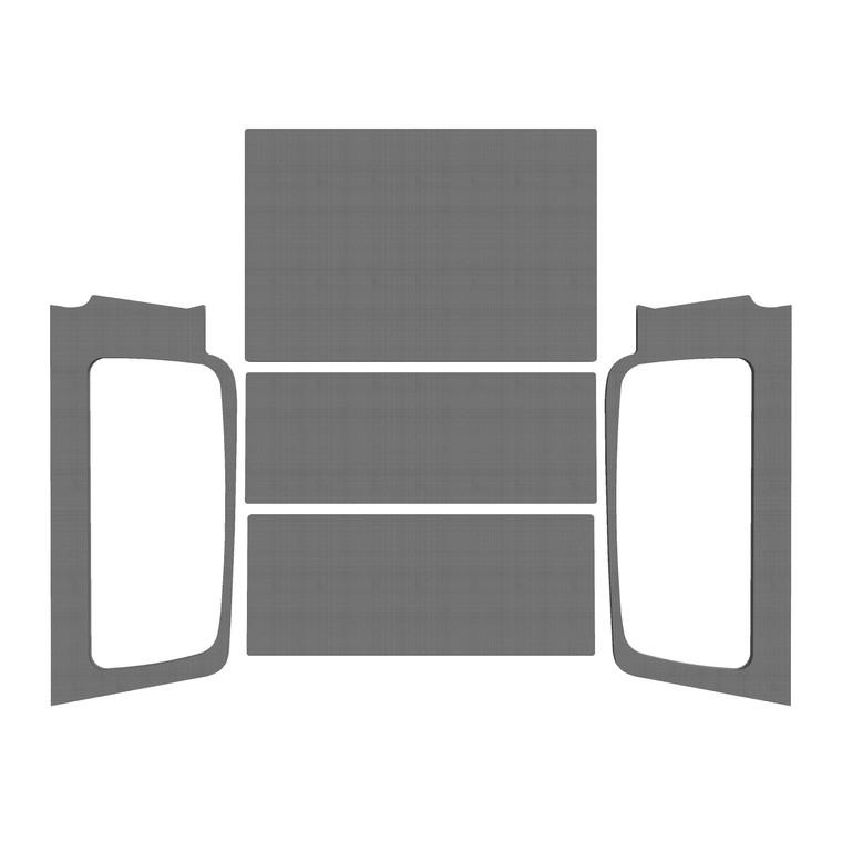 '04-'06 Wrangler LJ - Gray Original Finish Complete Kit