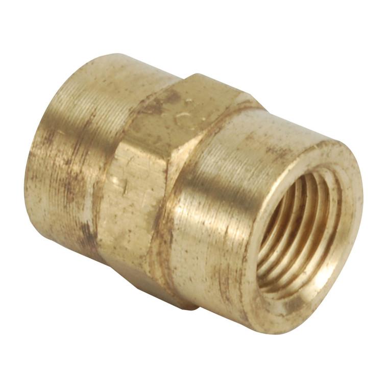 "080210 Brass Union - 1/8"" NPT f x 1/8"" NPT f"