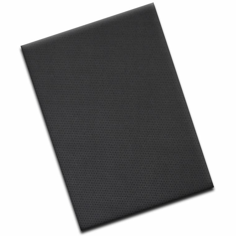 "Boom Mat® Leather Look Headliner - Black 1"""