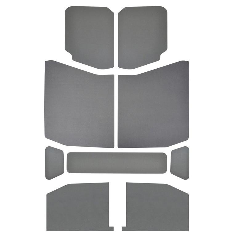 Wrangler JL 4-Door - Gray Leather Look Headliner Only