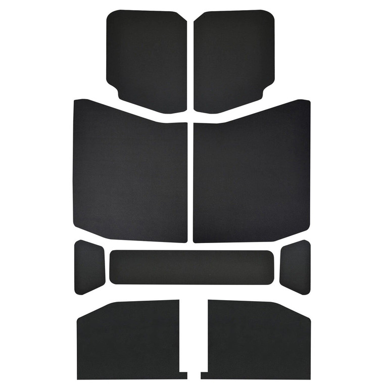 Wrangler JL 4-Door - Black Leather Look Headliner Only