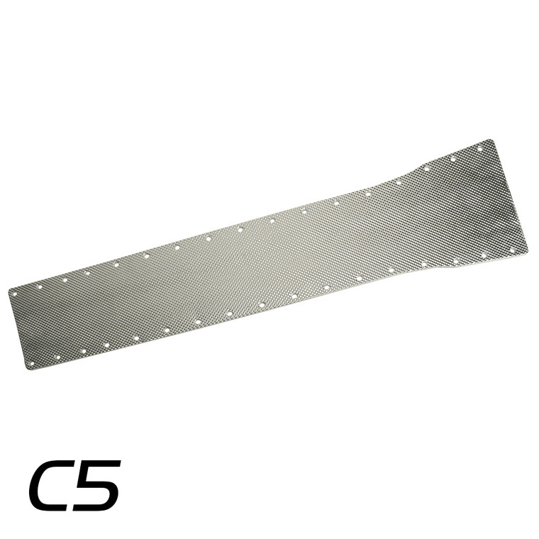 050525 - C5 Corvette Transmission Tunnel Plate Shield Only