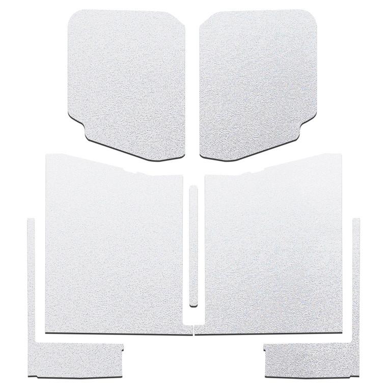 Gladiator - White Original Finish Complete Kit