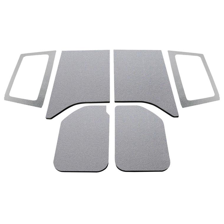'11-'18 Wrangler JK 2-Door - Gray Original Finish Complete Kit