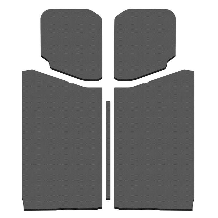 Wrangler JL 2-Door - Gray Leather Look Headliner Only