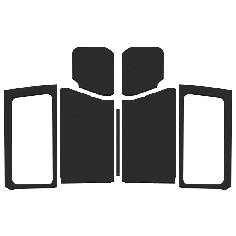 Wrangler JL 2-Door - Black Leather Look Complete Kit