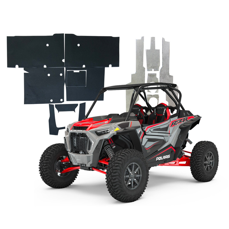 '19-'20 Polaris RZR XP 1000, RZR XP Turbo, RZR Turbo S - Complete Heat Control Kit