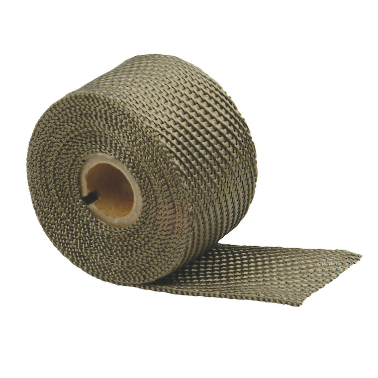 "Titanium™ Exhaust Wrap - 2"" x 25'"