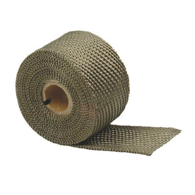 "Titanium™ Exhaust Wrap - 2"" x 35'"