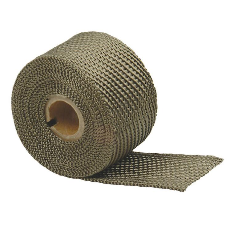 "Titanium™ Exhaust Wrap - 2"" x 33'"