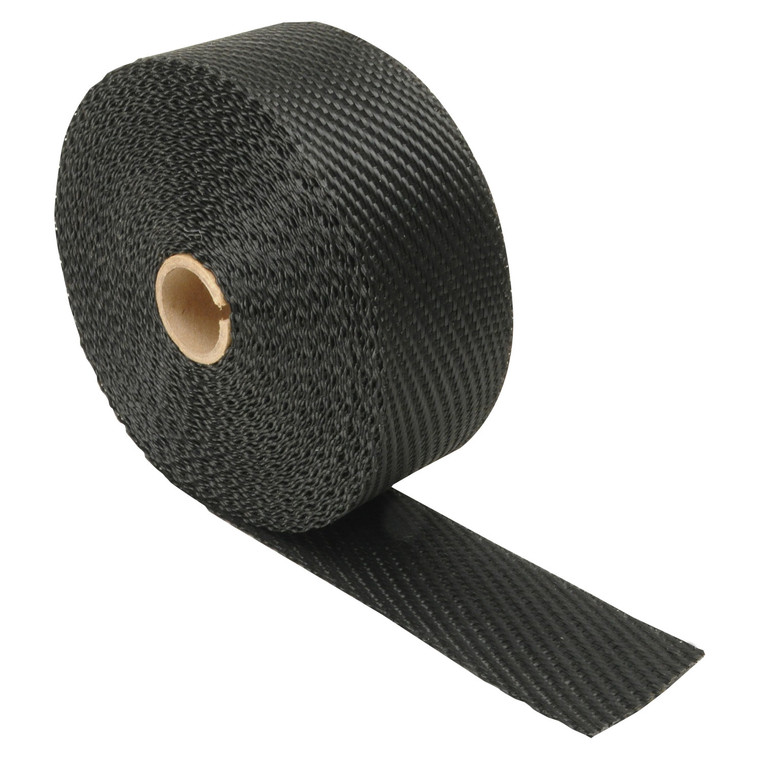 "Black Titanium™ Exhaust Wrap - 2"" x 100'"