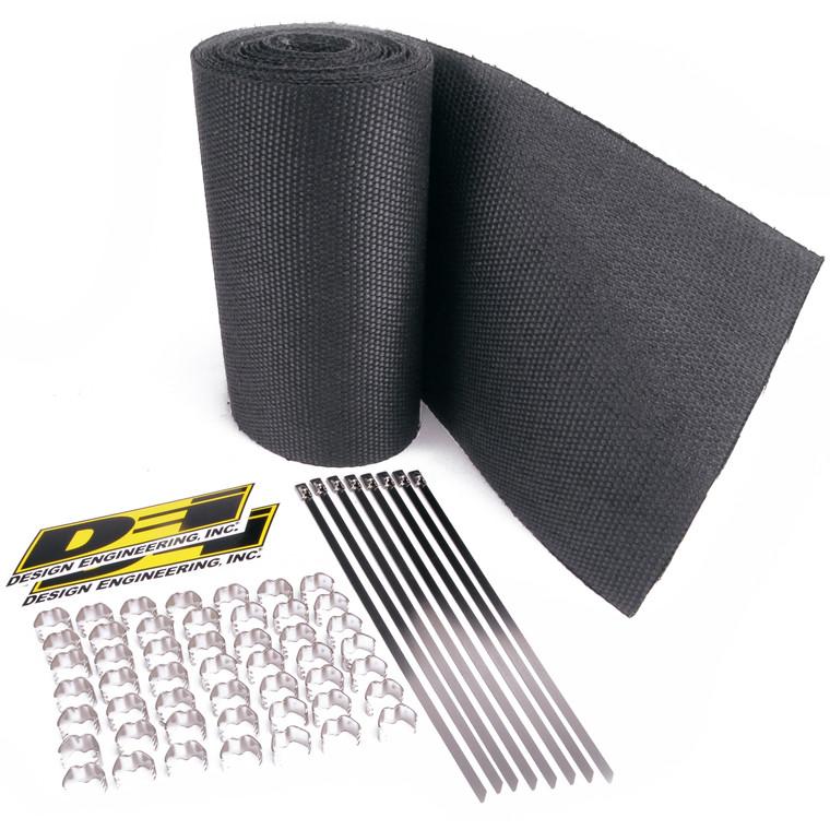 Speed Sleeves™ - Black 4/6 Cylinder Kit