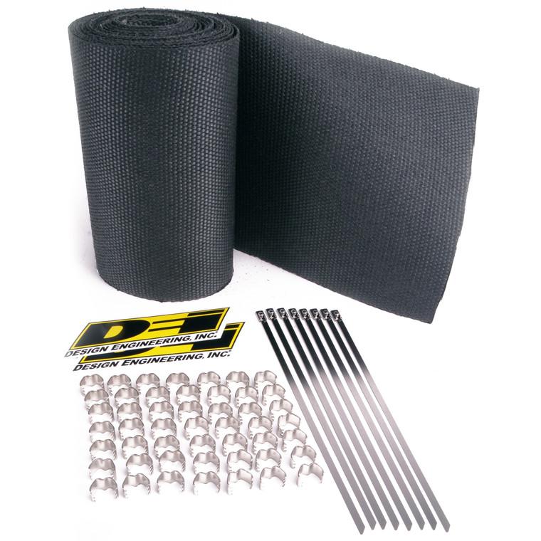 Speed Sleeves™ - Black 8 Cylinder Kit