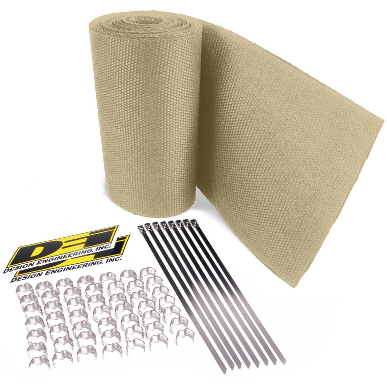Speed Sleeves™ - Tan 4/6 Cylinder Kit
