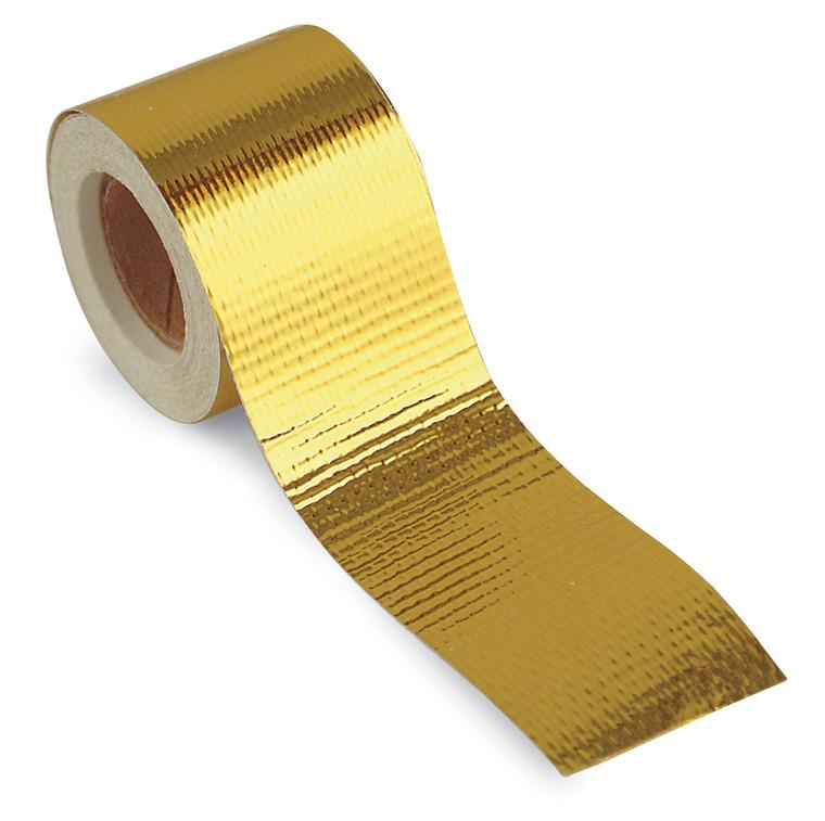 "Reflect-A-GOLD™ Heat Reflective Tape - 1.5"" x 30'"