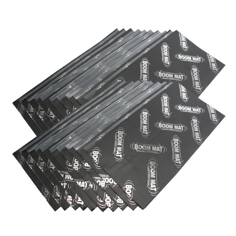 """Boom Mat® Vibration Damping Material - 12.5"""" x 24"""" 20 Sheets"""