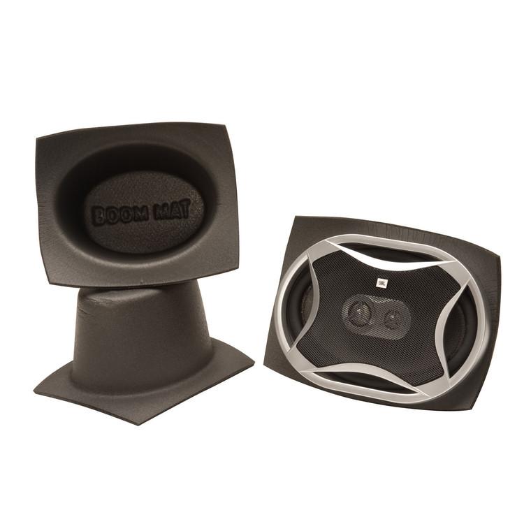 """Speaker Baffles - 6"""" x 9"""" Oval"""