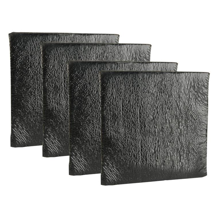 "Boom Mat® Flex Vibration Damping Material - 12"" x 12"" 4 Sheets (4 sq. ft.)"