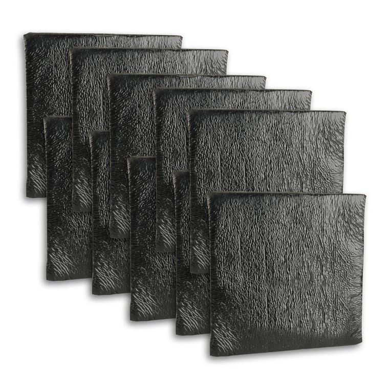 "Boom Mat® Flex Vibration Damping Material - 12"" x 12"" 10 Sheets (10 sq. ft.)"