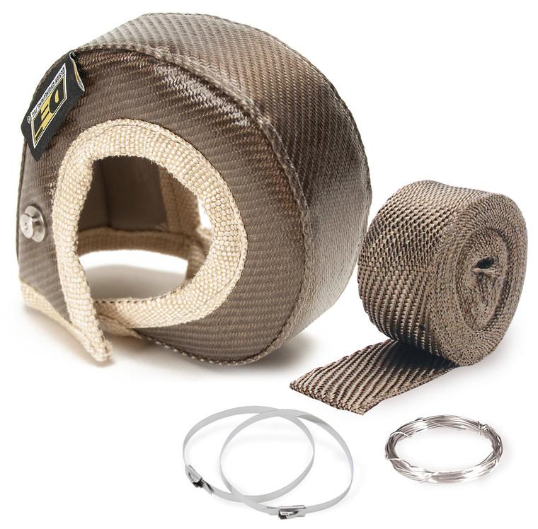 Titanium™ Turbo Shield/Blanket - GEN-3 T3 Kit