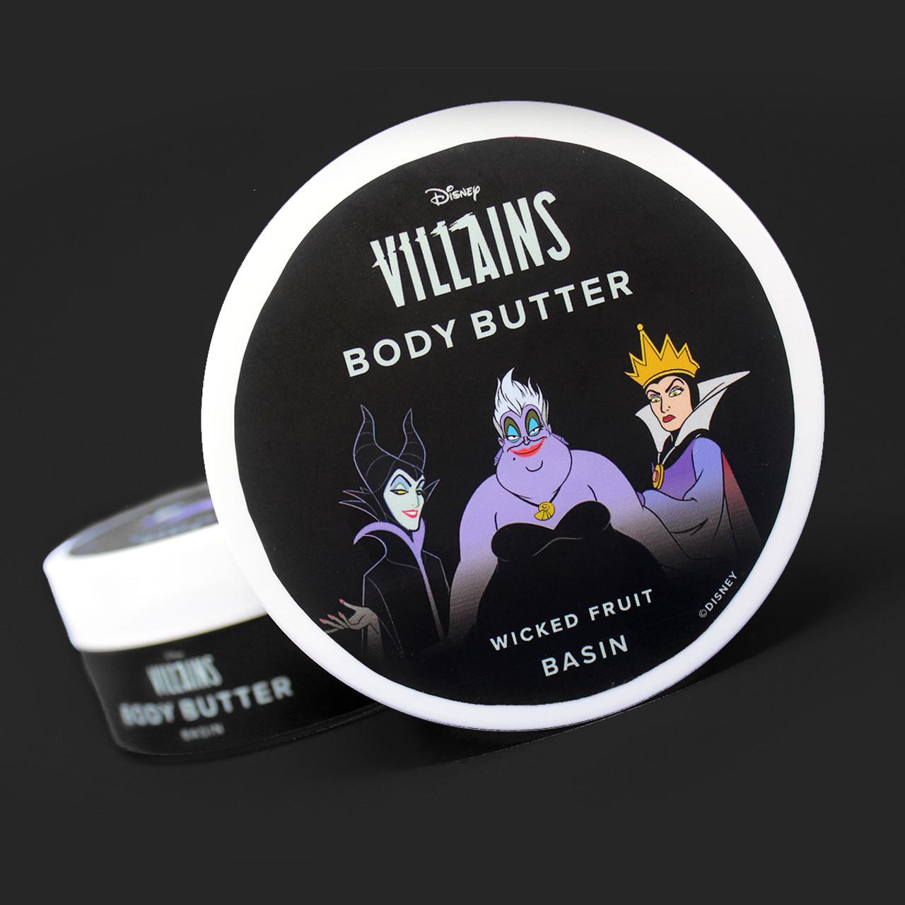 NEW Villains Body Butter