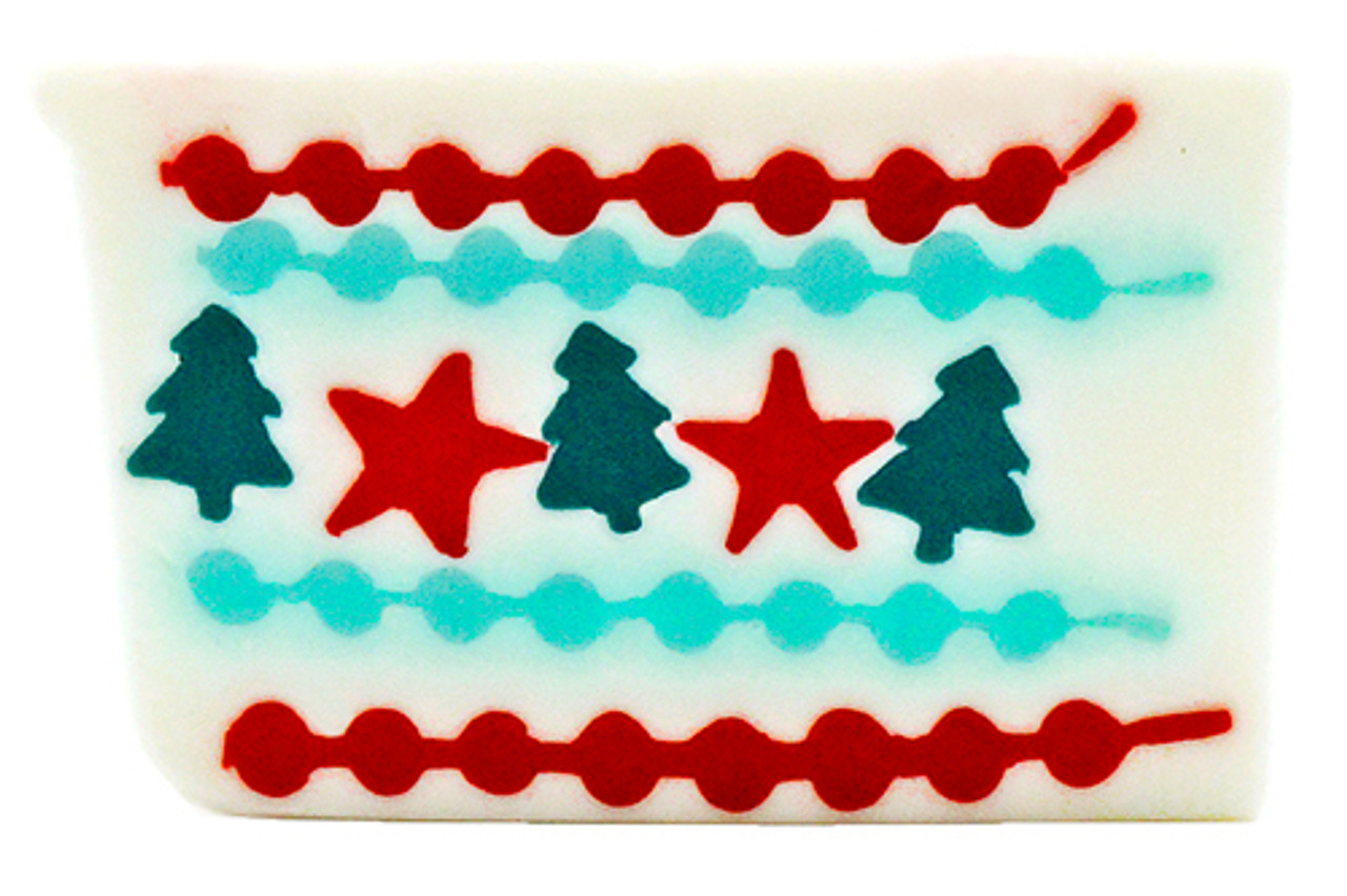 Christmas Sweater Soap