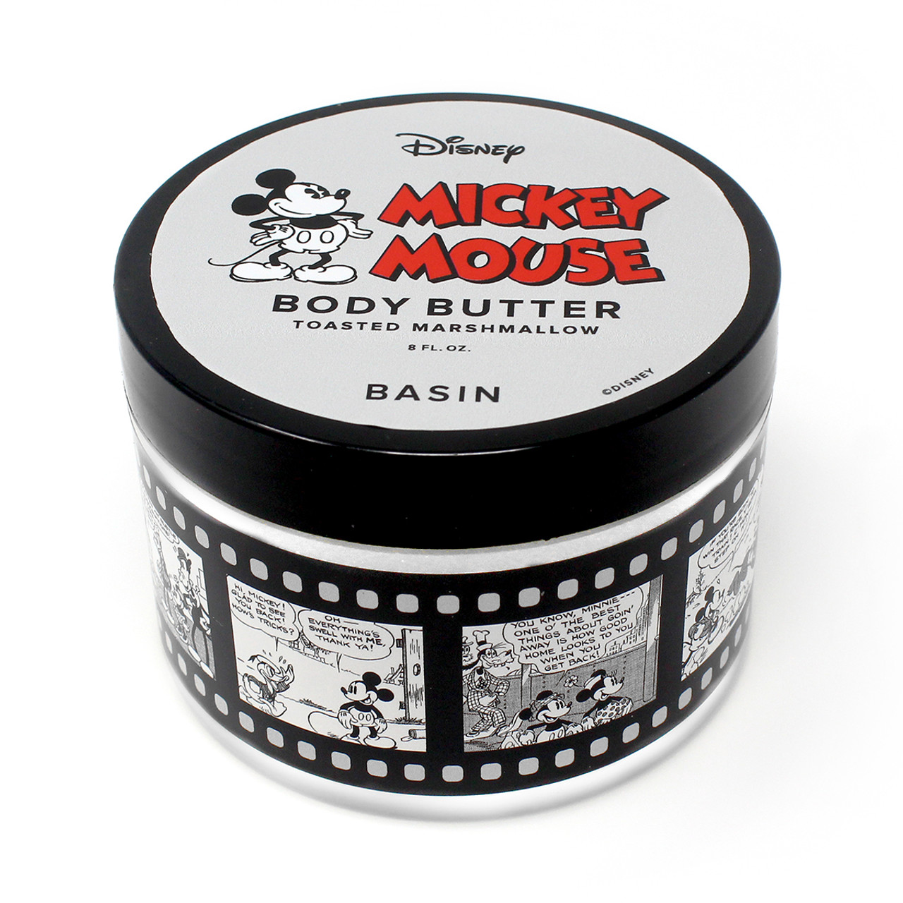 Vintage Mickey Mouse Body Butter