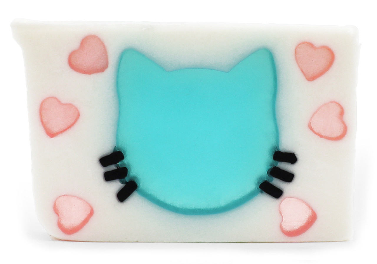 The Cat's Meow Soap