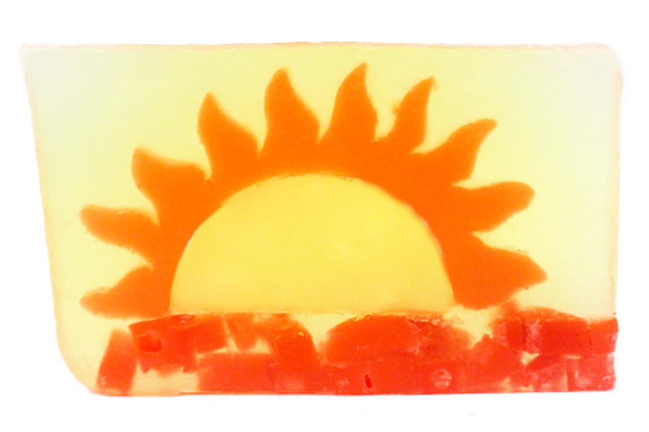 Florida Sunshine Soap